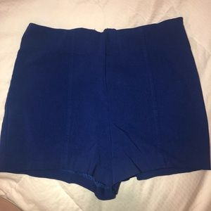 Charlotte Russe high waisted shorts - size S